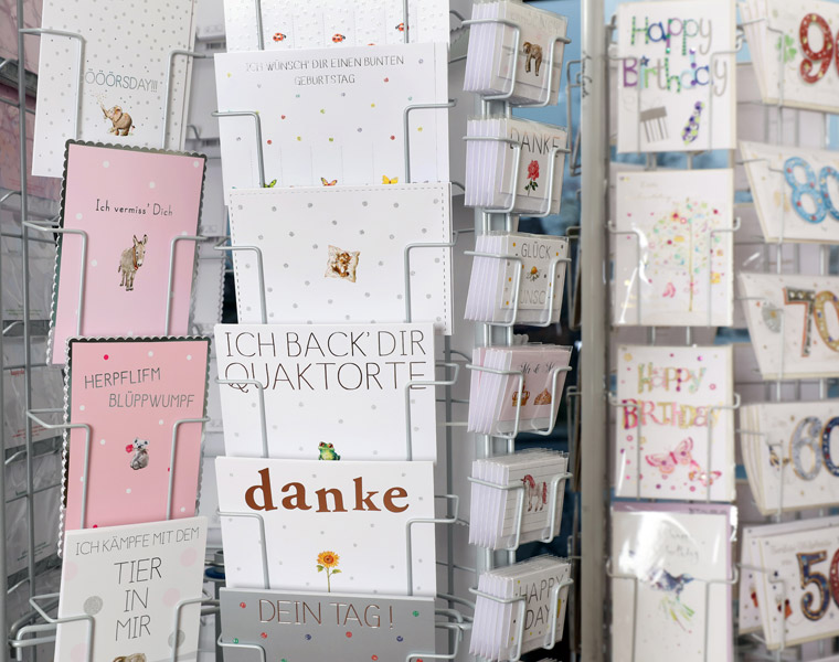 Karten & Geschenkpapier Groß Schwülper