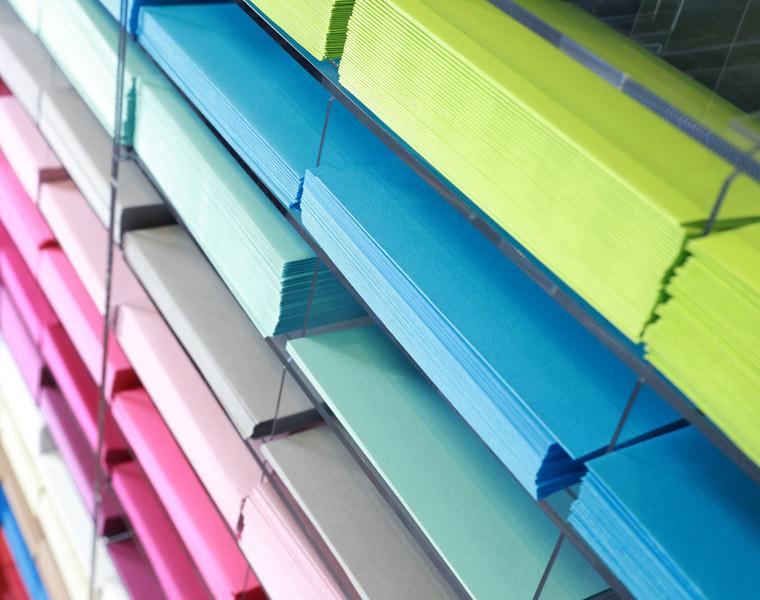Bastelbedarf & Papeterie Papierschlange